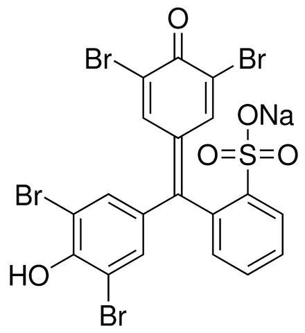 bromfenolovyii sinii vodorastvorimyii